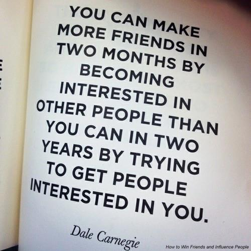 Milton Keynes Personal and Professional Development Book Club – How to Win Friends and Influence People by Dale Carnegie