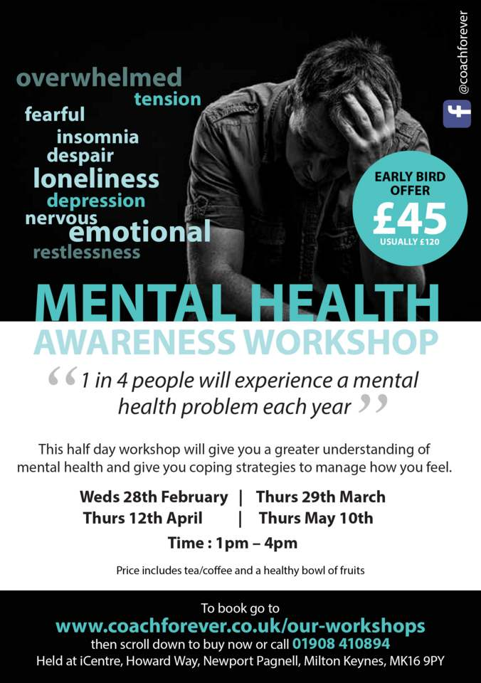 Mental Health Awareness Workshop